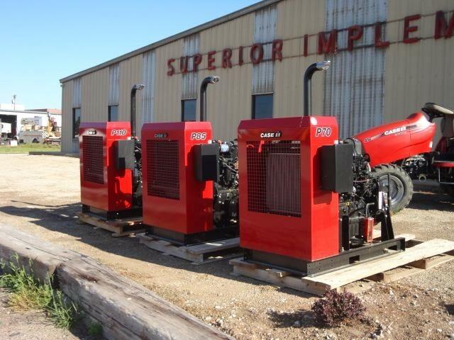 2013 Case IH P110 Generator