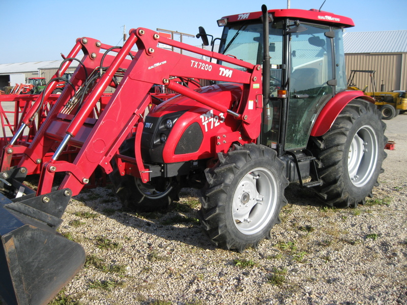 Used TYM Tractors for Sale | Machinery Pete