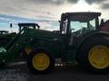 2016 John Deere 6110R Tractor