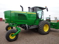2015 John Deere W260 Self-Propelled Windrowers and Swather