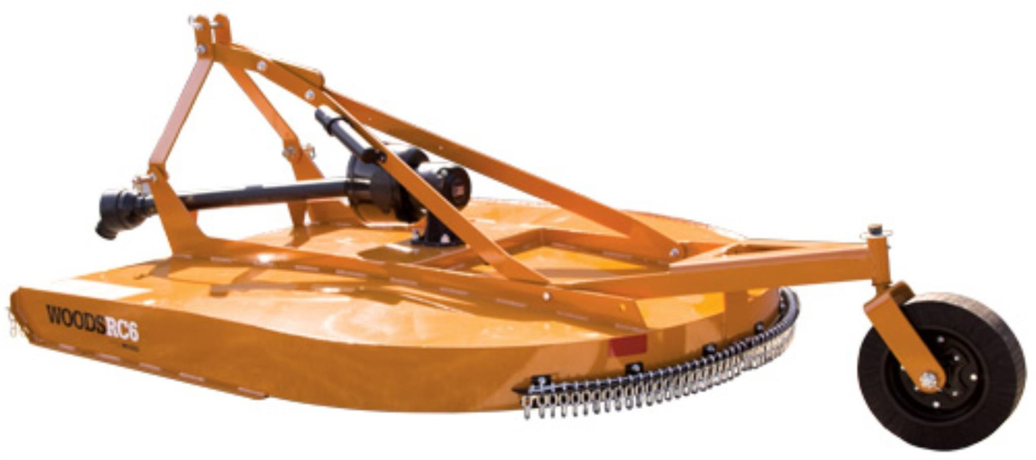 2021 Woods RC6 Rotary Cutter