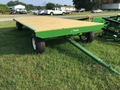 2017 E-Z Trail 1090G Bale Wagons and Trailer