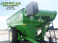 2016 J&M 1051-22D Grain Cart