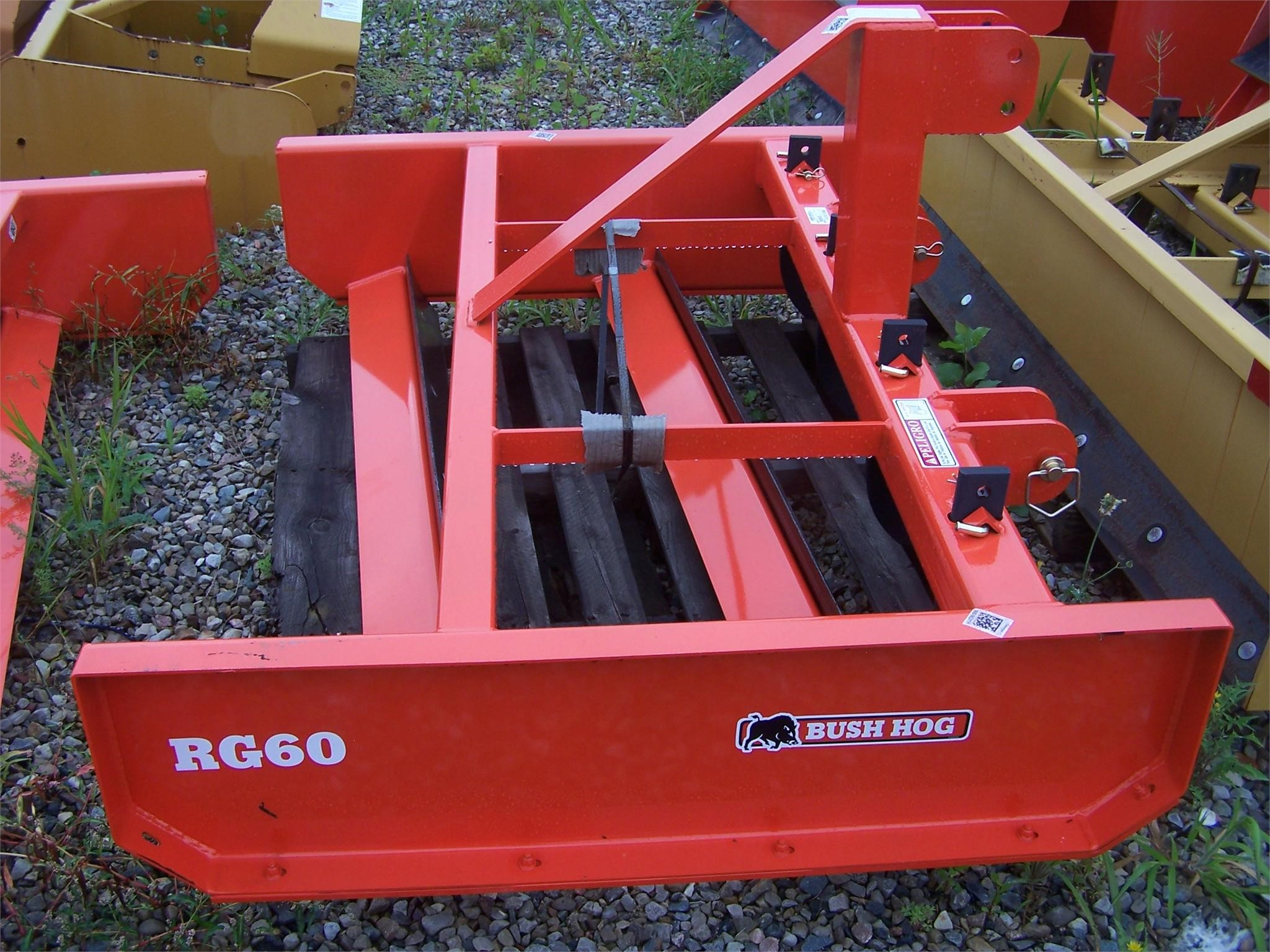 2021 Bush Hog RG60 Blade