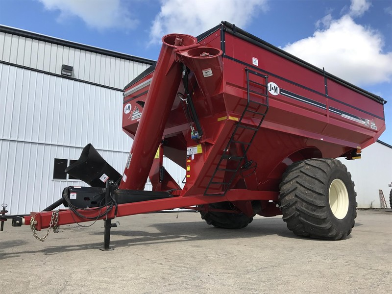 2017 J&M 1112 Grain Cart