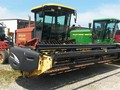 1999 New Holland HW340 Self-Propelled Windrowers and Swather