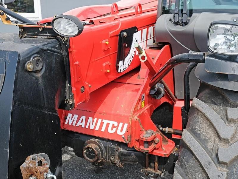 2013 Manitou MLT840-115 PS Telehandler