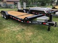 2018 MORITZ INTERNATIONAL ELBH-20GT Flatbed Trailer