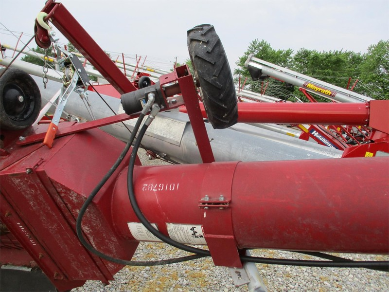 2010 Mayrath 12x72 Augers and Conveyor
