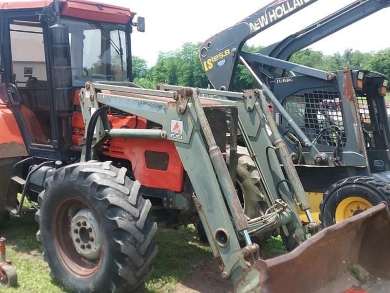 1992 AGCO Allis 7600 Tractor