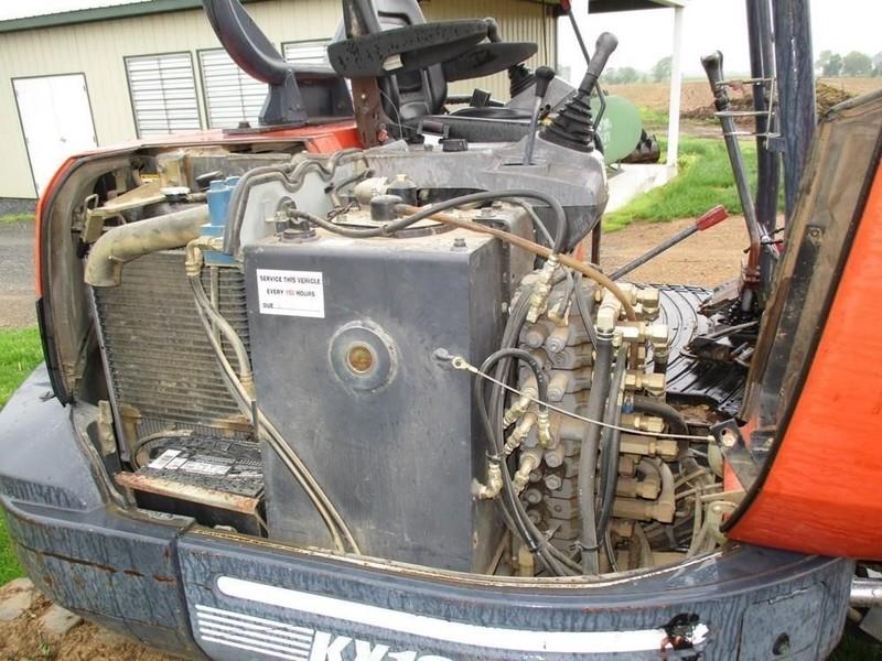 2003 Kubota KX161-3 Excavators and Mini Excavator