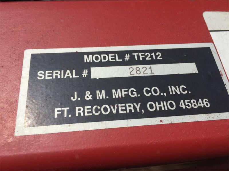 J&M TF212 Harrow