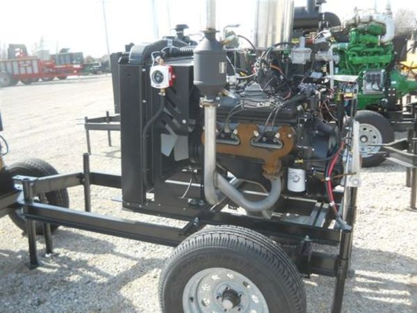 2013 GMC IIBGM8057200 POWER UNIT ON CART Irrigation