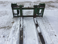 2004 John Deere BW00406 Loader and Skid Steer Attachment