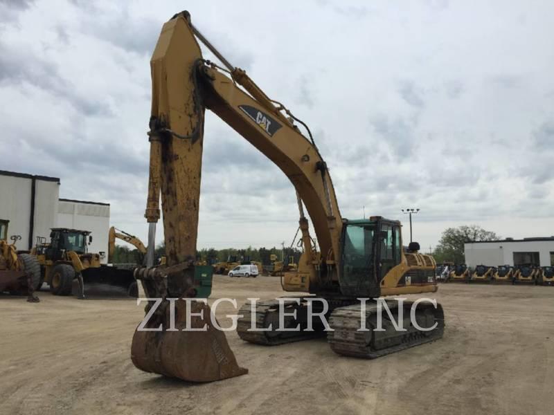 2004 Caterpillar 330CL Excavators and Mini Excavator