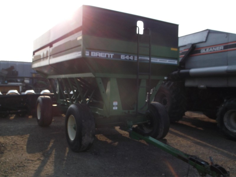 Brent 644 Gravity Wagon