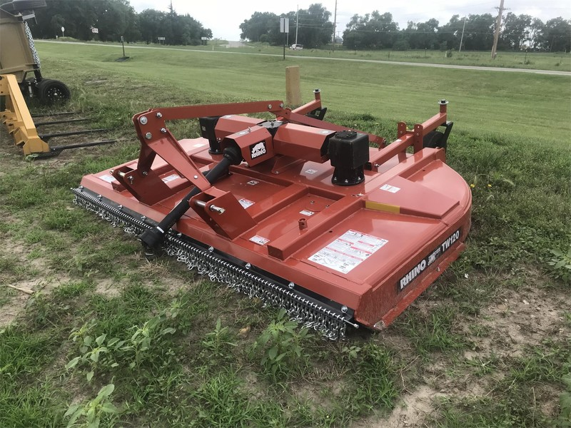 Used Rhino TW120 Rotary Cutters for Sale | Machinery Pete