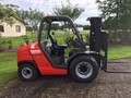 2018 Manitou MSI 25 Forklift