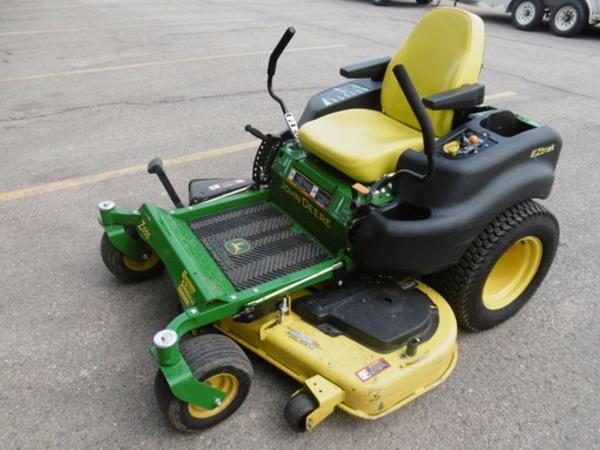 John Deere Z655 Lawn And Garden For Sale Machinery Pete