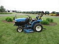 New Holland TC21D Tractor