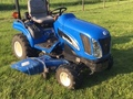 New Holland TZ18DA Tractor