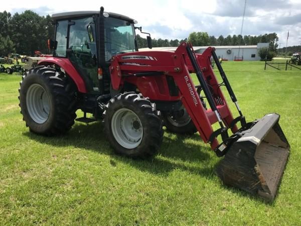 2014 Massey Ferguson 4610 Tractor
