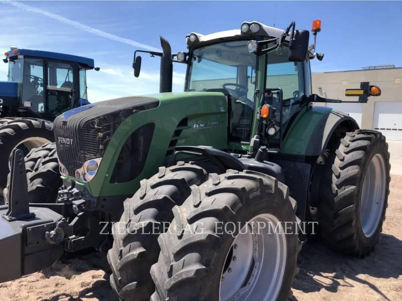 2008 Fendt 930 Vario Tractor