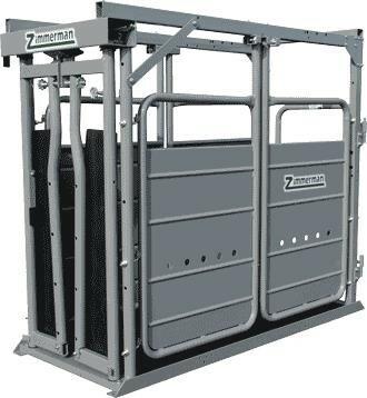 2021 Zimmerman ECC12 Cattle Equipment