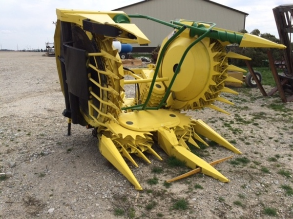 2014 John Deere 676 Forage Harvester Head