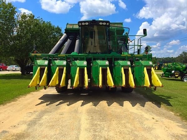 2010 John Deere 7760 Cotton
