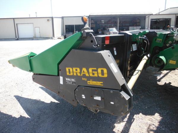 2007 Drago N8 Corn Head