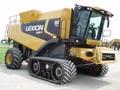 2010 Lexion 595R Combine