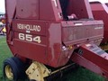 1996 New Holland 654 Round Baler
