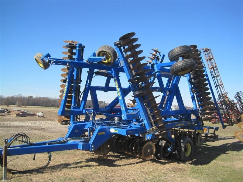 Landoll 7431 VT Plus Vertical Tillage