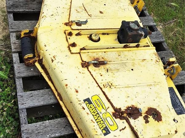 1999 John Deere 60 Rotary Cutter