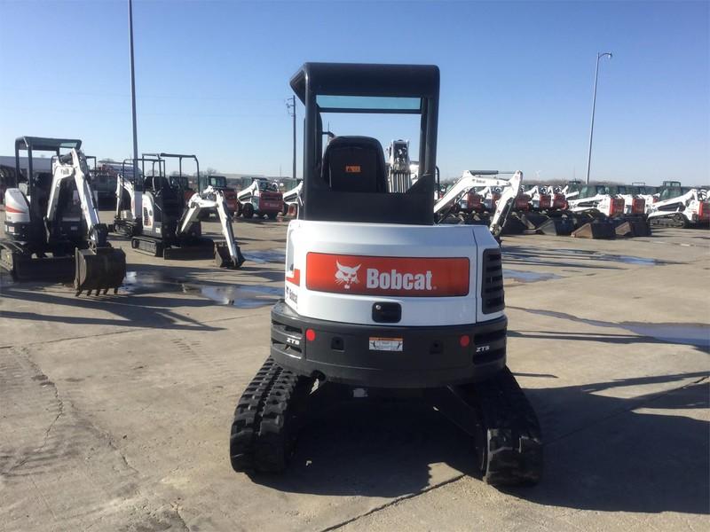 2017 Bobcat E35 Backhoe