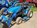 2000 New Holland TC21D Tractor