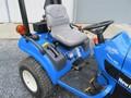 2006 New Holland TZ22DA Tractor