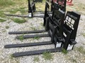 2018 Berlon WTBPFF-48 Loader and Skid Steer Attachment