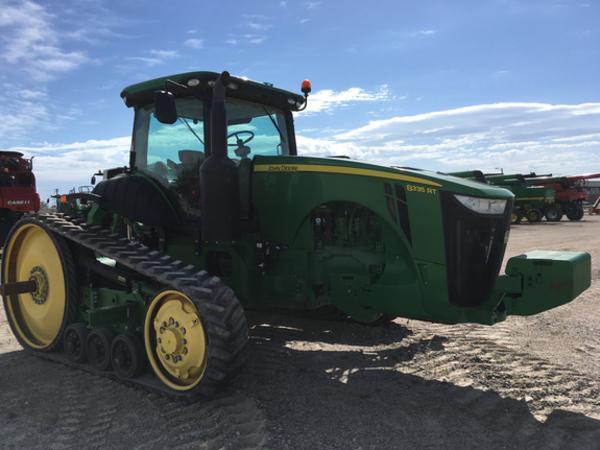 2013 John Deere 8335RT Tractor