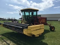 2002 New Holland HW300 Self-Propelled Windrowers and Swather