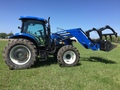 2013 New Holland T6050 Tractor