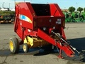 2012 New Holland BR7050 Round Baler