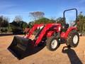 2017 Massey Ferguson 1739E Tractor