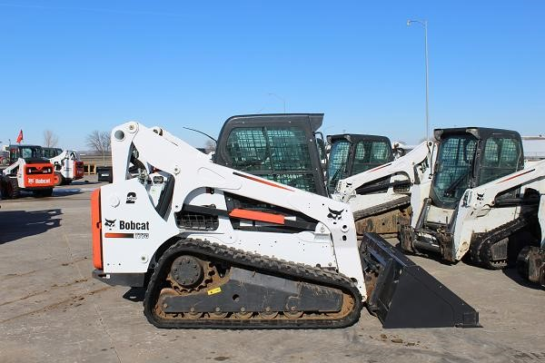 2014 Bobcat T770 Skid Steer