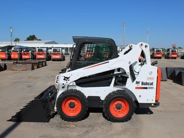Used Bobcat S530 Skid Steers For Sale Machinery Pete