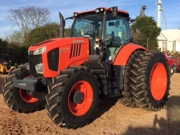 2019 Kubota M7-171 Tractor
