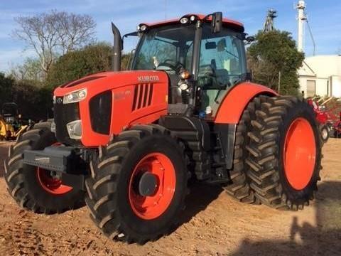 2020 Kubota M7-171 Tractor
