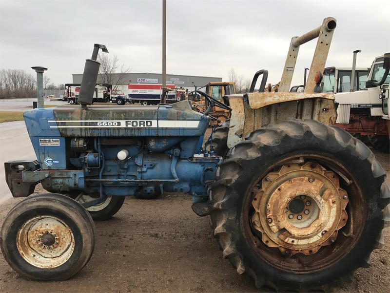 1979 Ford 6600 Tractor