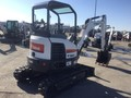 2017 Bobcat E26 Excavators and Mini Excavator